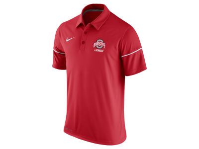 Ohio State Buckeyes Nike NCAA Sport Hit Team Issue Polo