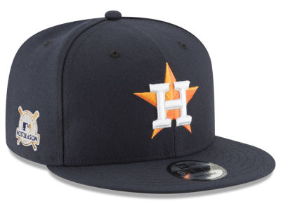 Houston Astros New Era 2017 MLB Post Season 9FIFTY Snapback Cap
