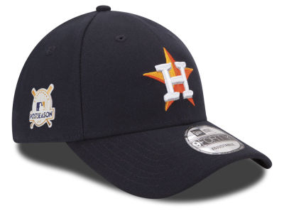 Houston Astros New Era 2017 MLB Post Season 9FORTY Cap
