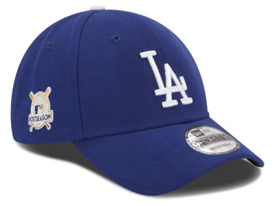 Los Angeles Dodgers New Era 2017 MLB Post Season 9FORTY Cap