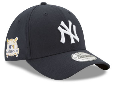 New York Yankees New Era 2017 MLB Youth Post Season 39THIRTY Cap