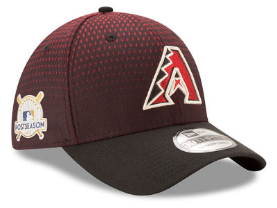 Arizona Diamondbacks New Era 2017 MLB Post Season 39THIRTY Cap