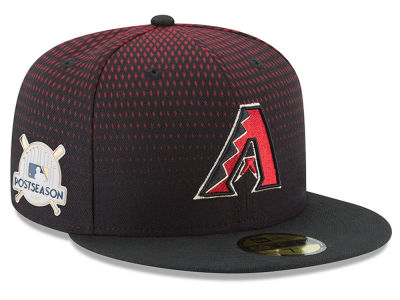 Arizona Diamondbacks New Era 2017 MLB Youth Post Season 39THIRTY Cap