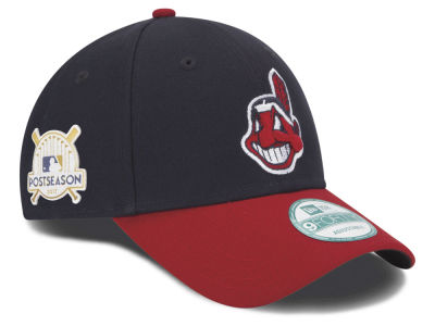 Cleveland Indians New Era 2017 MLB Post Season 9FORTY Cap