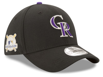 Colorado Rockies New Era 2017 MLB Youth Post Season 39THIRTY Cap