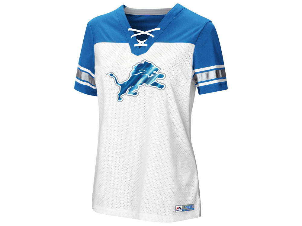 Detroit Lions Majestic 2018 NFL Women s Draft Me T-Shirt  8e64e591c