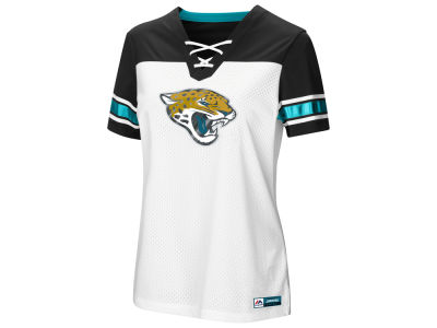 38f9769b4 Jacksonville Jaguars Majestic 2018 NFL Women s Draft Me T-Shirt