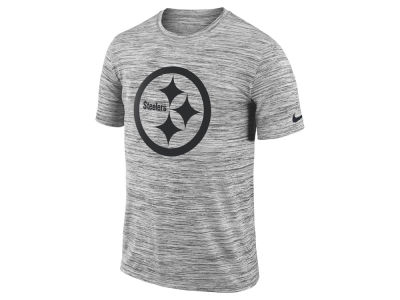 Pittsburgh Steelers Nike NFL Men's Legend Velocity Travel T-Shirt