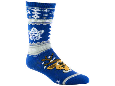 Toronto Maple Leafs Holiday Socks