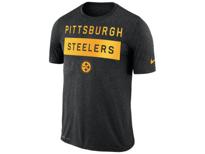 Pittsburgh Steelers Nike NFL Men's Legend Lift T-Shirt