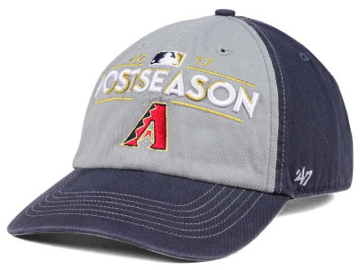 Arizona Diamondbacks '47 2017 MLB Post Season Locker Room Cap