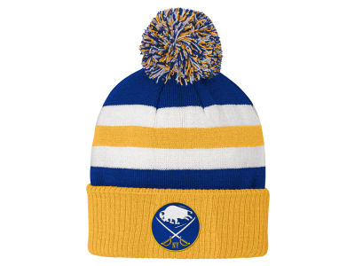 Buffalo Sabres Outerstuff  NHL Winter Classic Youth Pom Knit