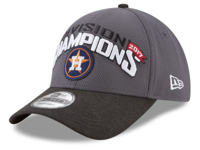 Houston Astros New Era 2017 MLB Division Champ 9FORTY Cap