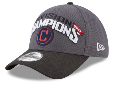 Cleveland Indians New Era 2017 MLB Division Champ 9FORTY Cap