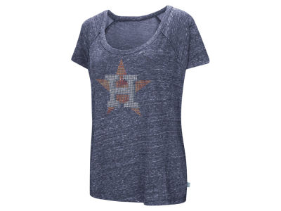 Houston Astros G-III Sports MLB Women's Outfielder T-Shirt