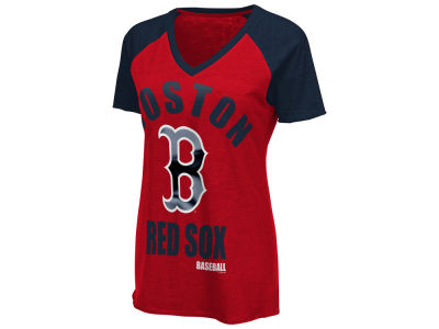 Boston Red Sox G-III Sports MLB Women's Game On T-Shirt