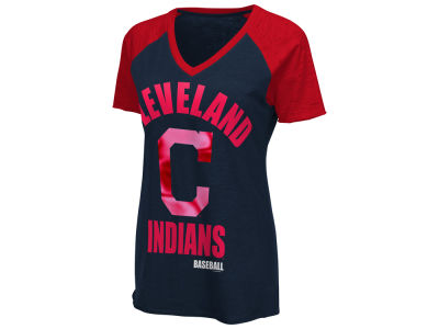 Cleveland Indians G-III Sports MLB Women's Game On T-Shirt