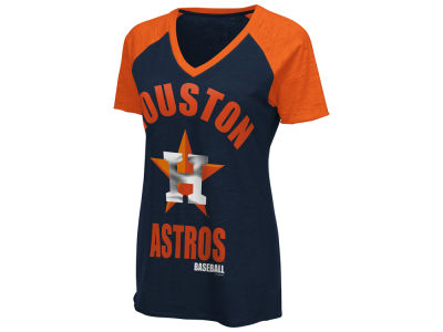 Houston Astros G-III Sports MLB Women's Game On T-Shirt