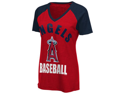 Los Angeles Angels G-III Sports MLB Women's Game On T-Shirt