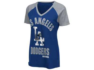 Los Angeles Dodgers G-III Sports MLB Women's Game On T-Shirt