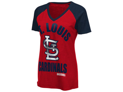 St. Louis Cardinals G-III Sports MLB Women's Game On T-Shirt