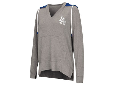 Los Angeles Dodgers G-III Sports MLB Women's Ring Time Hoodie