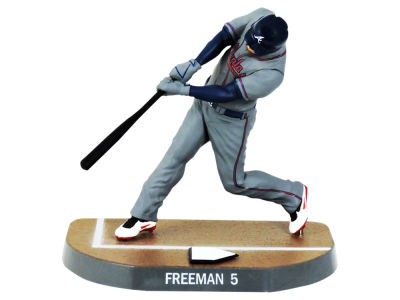 Atlanta Braves Freddie Freeman 6inch MLB Figure