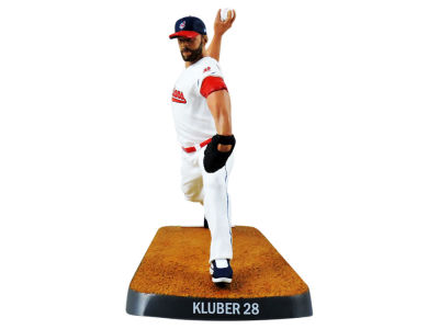 Cleveland Indians COREY KLUBER 6inch MLB Figure