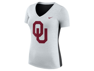 Oklahoma Sooners Nike NCAA Women's Dri-Fit Touch T-Shirt