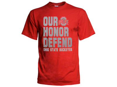 J America 2 for $28  NCAA Men's Honor & Defend T-Shirt