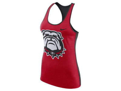 Georgia Bulldogs Nike NCAA Women's Dri-Fit Touch Tank