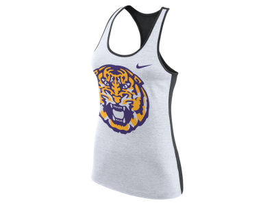 LSU Tigers Nike NCAA Women's Dri-Fit Touch Tank