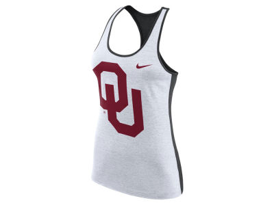 Oklahoma Sooners Nike NCAA Women's Dri-Fit Touch Tank