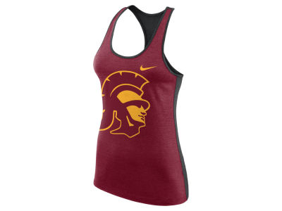USC Trojans Nike NCAA Women's Dri-Fit Touch Tank