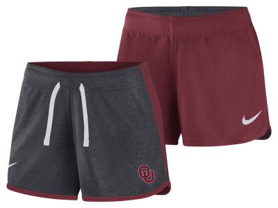 Oklahoma Sooners Nike NCAA Women's Reversible Short