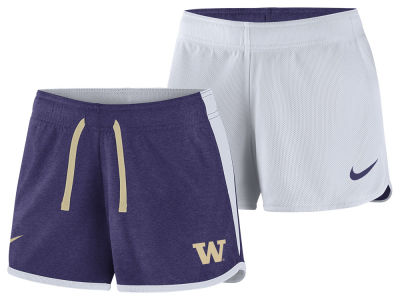 Washington Huskies Nike NCAA Women's Reversible Short