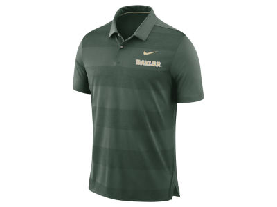Baylor Bears Nike NCAA Men's Early Season Coaches Polo