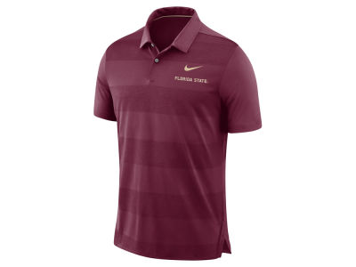 Florida State Seminoles Nike NCAA Men's Early Season Coaches Polo