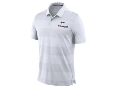 Illinois Fighting Illini Nike NCAA Men's Early Season Coaches Polo