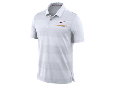 Iowa State Cyclones Nike NCAA Men's Early Season Coaches Polo