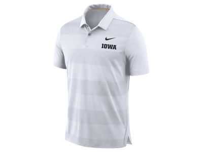 Iowa Hawkeyes Nike NCAA Men's Early Season Coaches Polo