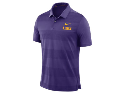 LSU Tigers Nike NCAA Men's Early Season Coaches Polo