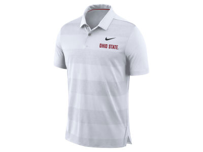 Ohio State Buckeyes Nike NCAA Men's Early Season Coaches Polo