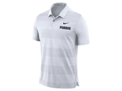 Purdue Boilermakers Nike NCAA Men's Early Season Coaches Polo