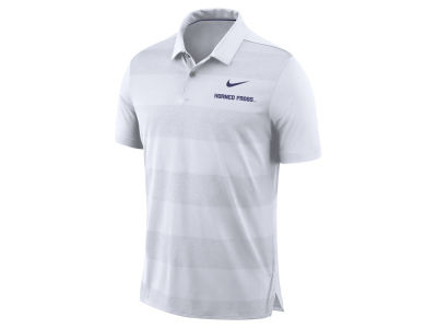 Texas Christian Horned Frogs Nike NCAA Men's Early Season Coaches Polo