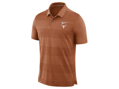 Texas Longhorns Nike NCAA Men's Early Season Coaches Polo