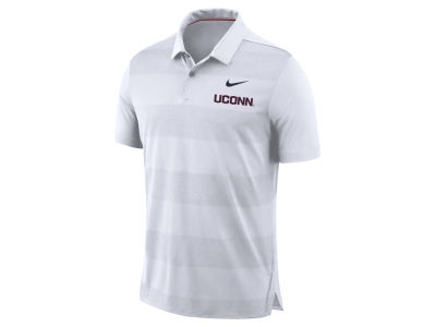 Connecticut Huskies Nike NCAA Men's Early Season Coaches Polo