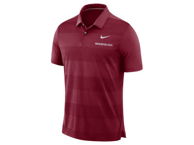 Washington State Cougars Nike NCAA Men's Early Season Coaches Polo