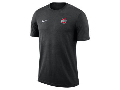 Ohio State Buckeyes Nike NCAA Men's Dri-Fit Coaches T-shirt