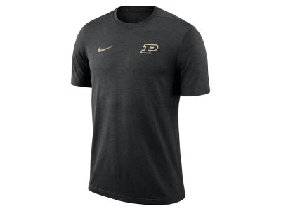 Purdue Boilermakers Nike NCAA Men's Dri-Fit Coaches T-shirt